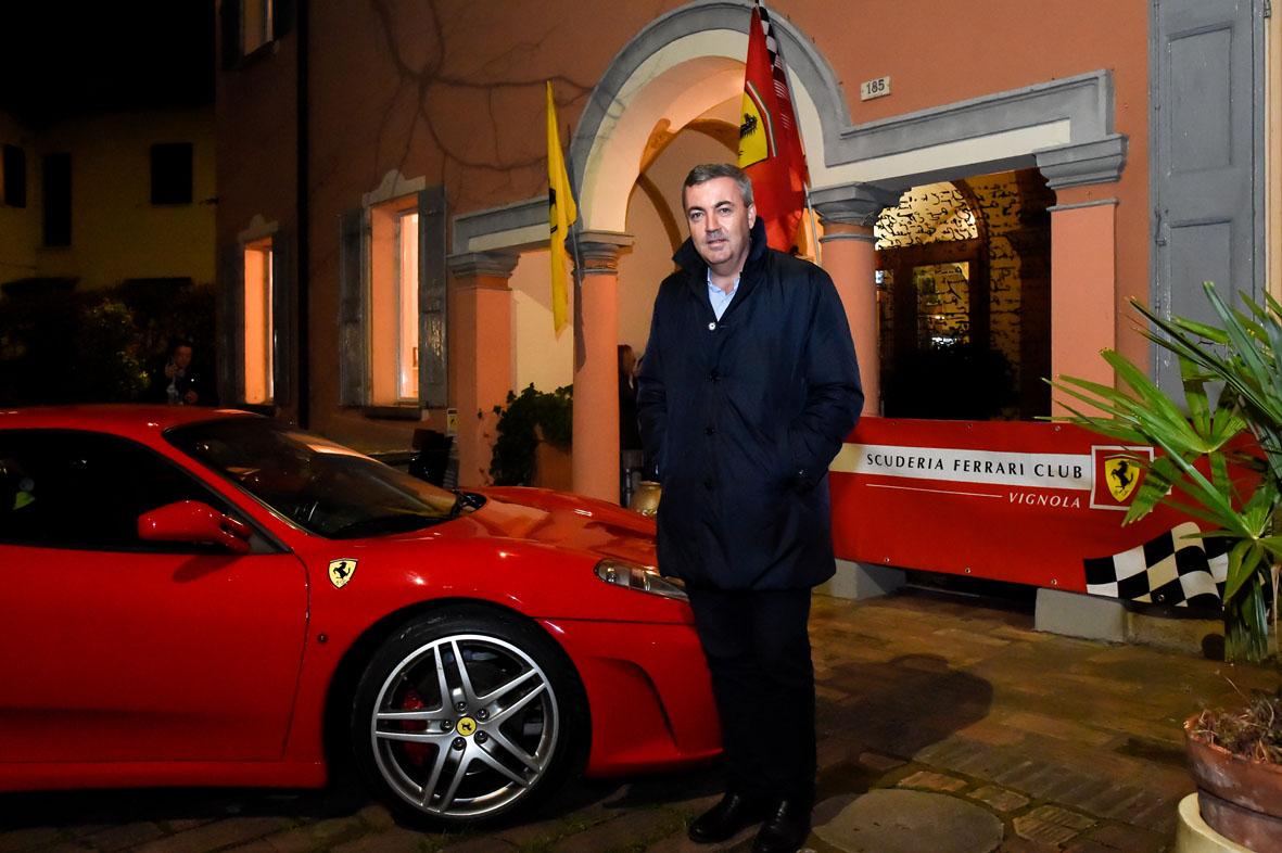 Salone Padova 2016 Ferrari Rex Marano 0025.JPG      Ferrari Rex Marano 0025