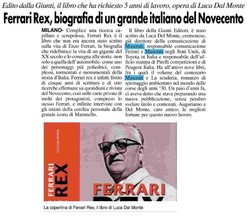 La Voce di Mantova 3 settembre
